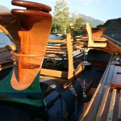 Courtesy of Cajune Boatbuilding